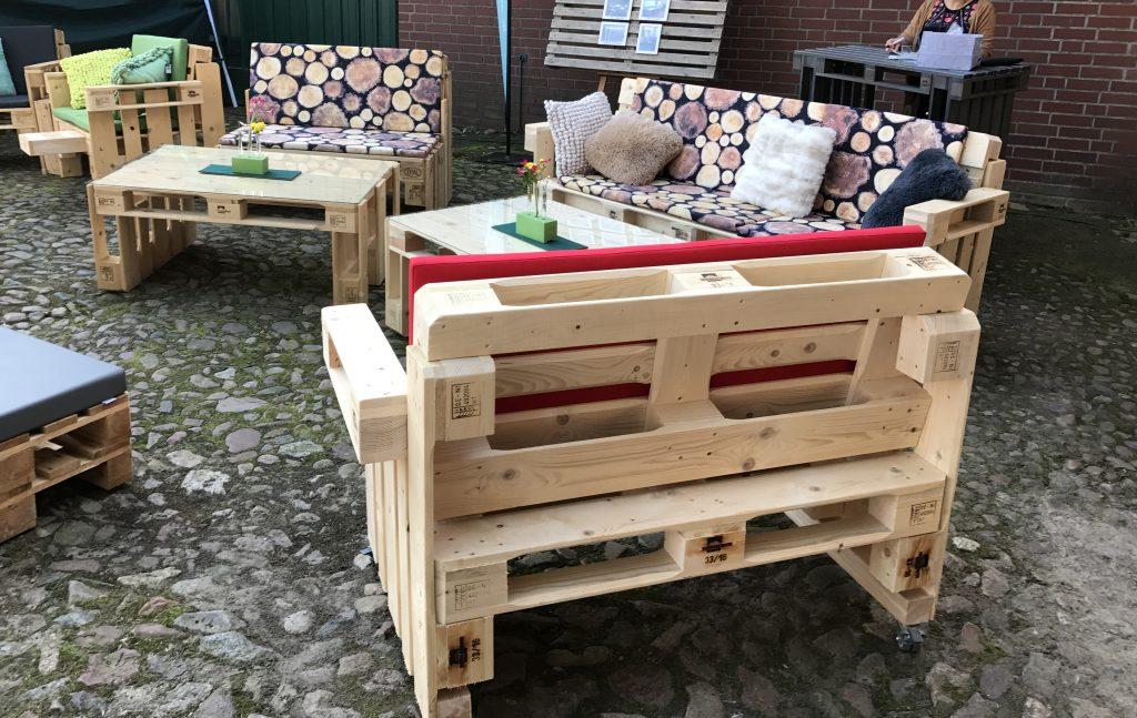 Möbel aus Europaletten Schlesselmann GmbH